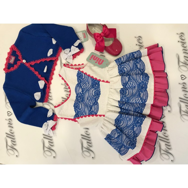 Nini Royal Blue Cardigan