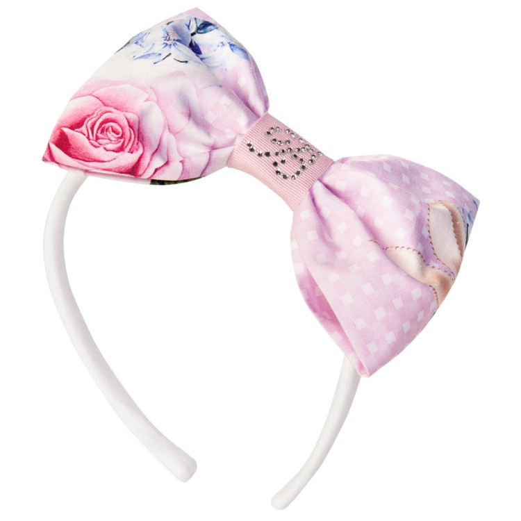SS21 Balloon Chic PinknRoses Collection Hairband 993