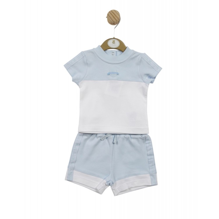 SS21 Mintini Top and Shorts suit MB4565